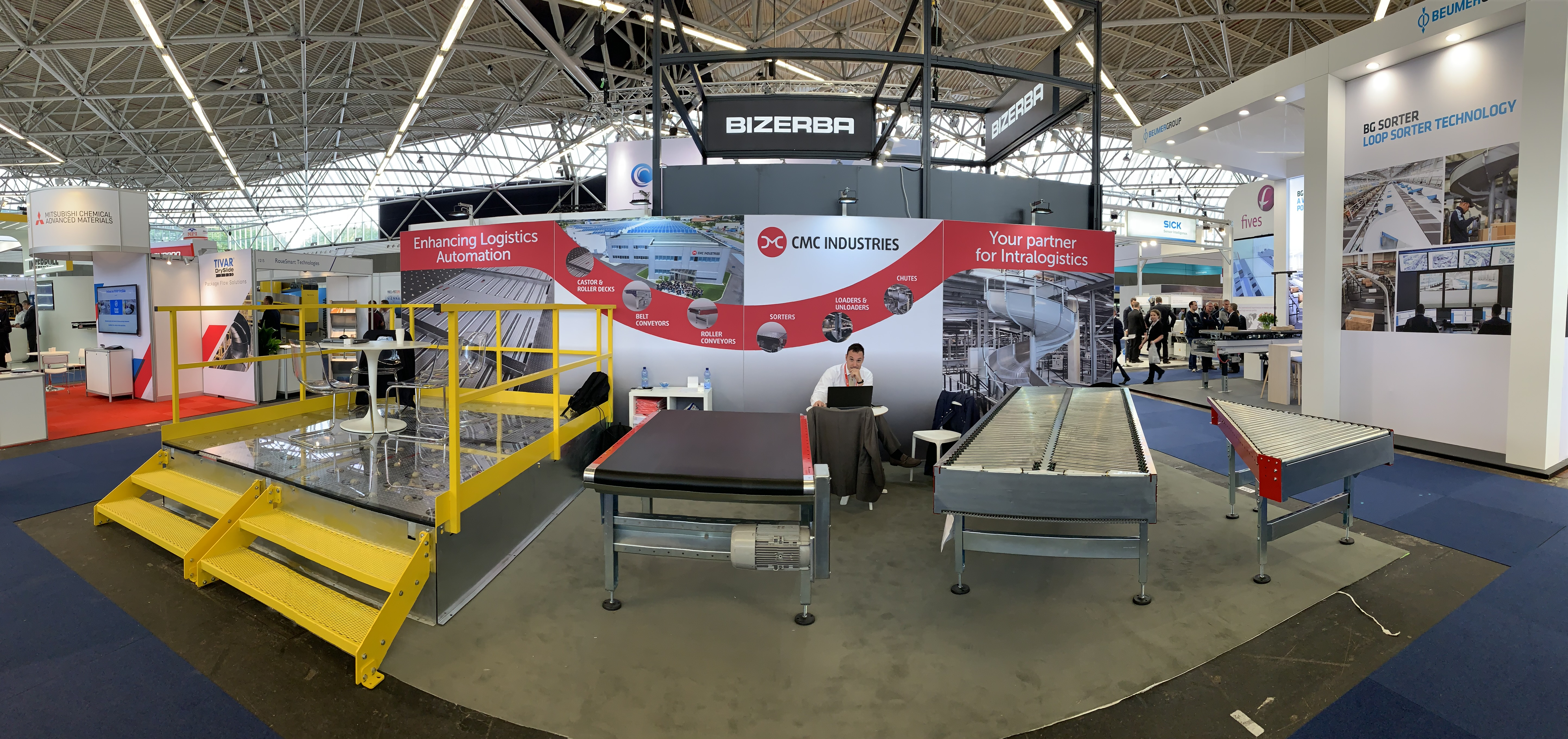 PARCEL & POST EXPO 2019 IN AMSTERDAM