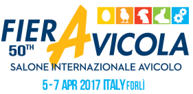 50th edition of Fieravicola Forli, 5-7 April 2017.